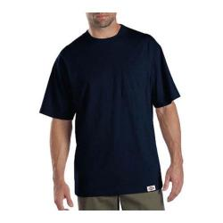 Men's Dickies Short Sleeve 2-Pack T-Shirt Dark Navy