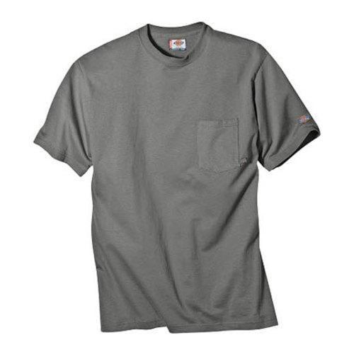 Men 39 S Dickies Short Sleeve Pocket T Shirt W Wicking Tall