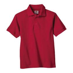 Men's Dickies Short Sleeve Pique Polo English Red|https://ak1.ostkcdn.com/images/products/86/181/P16882052.jpg?impolicy=medium