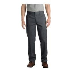 Men's Dickies Slim Straight Fit Work Pant 30in Inseam Charcoal