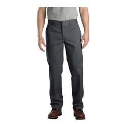 Men's Dickies Slim Straight Fit Work Pant 30in Inseam Charcoal|https://ak1.ostkcdn.com/images/products/86/182/P16882132.jpg?impolicy=medium