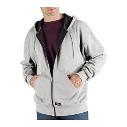 Men's Dickies Thermal Lined Fleece Jacket Ash Grey