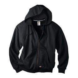 Men's Dickies Thermal Lined Fleece Jacket Black