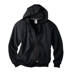 Men's Dickies Thermal Lined Fleece Jacket Black