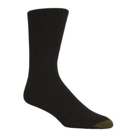 Men's Gold Toe Rayon from Bamboo 2226S (12 Pairs) Brown