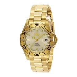 Men's Invicta Mako Pro Diver Automatic 9618 Ivory/GT Stainless Steel