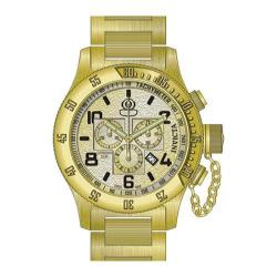 Men's Invicta Russian Diver 15473 Gold Stainless Steel/Gold