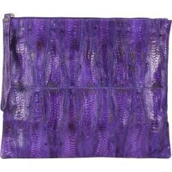 Women's Latico Lida iPad Case 5313 Purple Leather