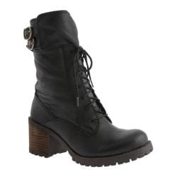 Women's Lucky Brand Nylah Black Leather