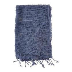 Women's Lulii Organic Cotton Scarf Denim