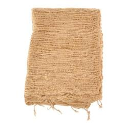 Women's Lulii Organic Cotton Scarf Natural