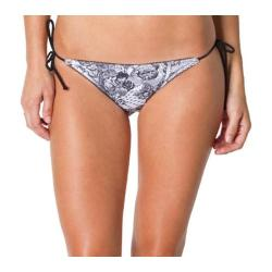 Women's Metal Mulisha Layla Shirred Skimpy White