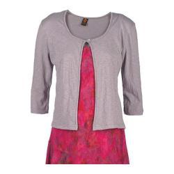 Women's Ojai Clothing Cardigan Opal Grey