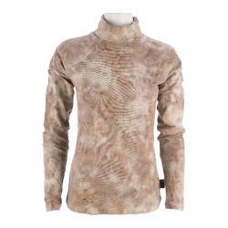 Women's Ojai Clothing Cozy Turtleneck Acorn Crinkle