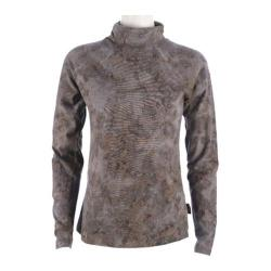 Women's Ojai Clothing Cozy Turtleneck Volcano Crinkle