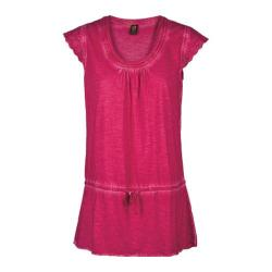 Women's Ojai Clothing Libby Tunic Cherry Jubilee