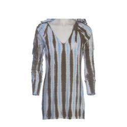 Women's Ojai Clothing Long Sleeve Hoody Blue