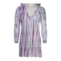 Women's Ojai Clothing Long Sleeve Hoody Purpleberry
