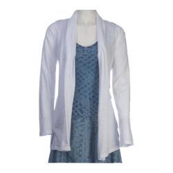 Women's Ojai Clothing Slub Wrap White