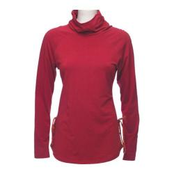 Women's Ojai Clothing Toasty Turtleneck Spicy Red
