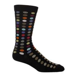 Men's Ozone Dots To Dots (2 Pairs) Black