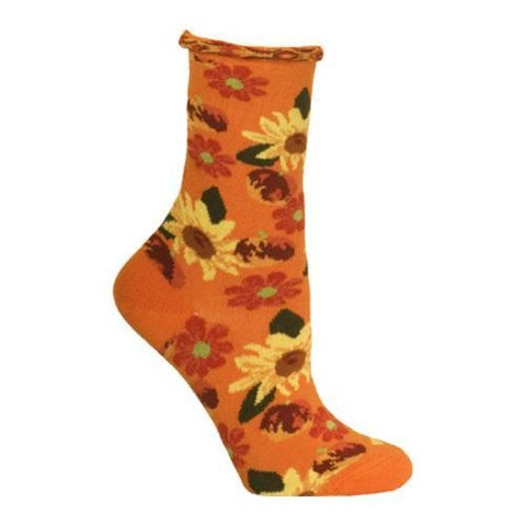 Women's Ozone Petunia Pom S (2 Pairs) Orange