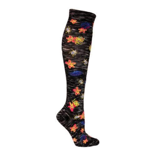 0cf48671185fbb Shop Women's Ozone Venus Fly Trap Knee High Sock Grey - Free Shipping On  Orders Over $45 - Overstock - 9711437