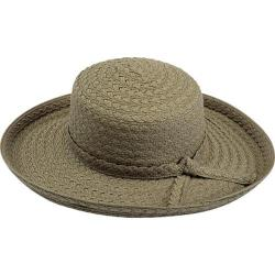 Women's Pantropic Makawao Braided Sun Hat Sage