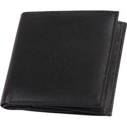 Preferred Nation P8016 Wallet w/ Coin Pocket Black