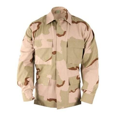 Propper BDU 4-Pocket Coat Cotton Long 3 Color Desert Camo