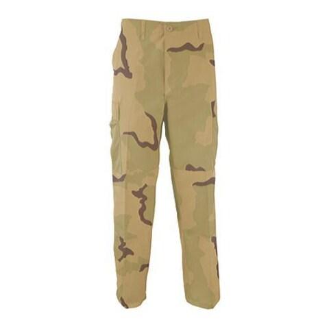 Propper BDU Trouser 100pct Cotton Long 3 Color Desert Camo