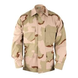 Propper BDU 4-Pocket Coat Cotton Long 3 Color Desert Camo