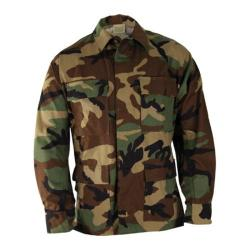 Propper BDU 4-Pocket Coat Cotton Long Woodland Camo (More options available)