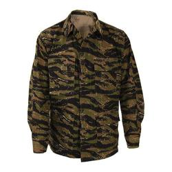 Propper Genuine Gear BDU Coat Poly/Cotton Ripstop Long Asian Tiger Stripe