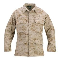 Propper Genuine Gear BDU Coat Poly/Cotton Ripstop Long Desert Digital