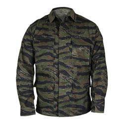 Propper Genuine Gear BDU Coat Poly/Cotton Ripstop Long Tiger Stripe (3 options available)
