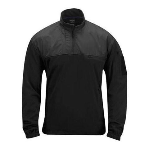 Men's Propper Practical Fleece Pullover Black