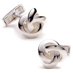 Men's Ravi Ratan Silver Knot Silver