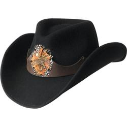 Women's RENEGADE by Bailey Western Rocco Black