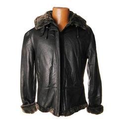 Women's Ricardo B.H. Kay Black Leather