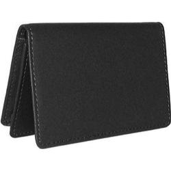 Royce Leather Business Card Holder 409-5 Black Leather