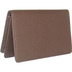 Royce Leather Business Card Holder 409-5 Coco Leather
