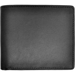 Men's Royce Leather Freedom Wallet RFTR-110 Black Leather - Thumbnail 0