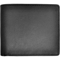 Men's Royce Leather Freedom Wallet RFTR-110 Black Leather