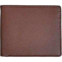 Men's Royce Leather Freedom Wallet RFTR-110 Coco Leather