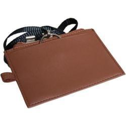 Royce Leather Lanyard 123-6 Tan