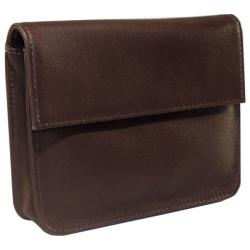 Royce Leather RFID Blocking Exec Wallet 170-5 Coco Leather