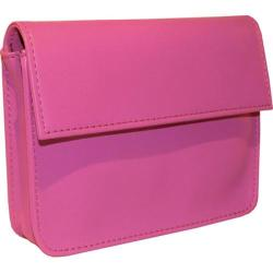 Royce Leather RFID Blocking Exec Wallet 170-5 Wildberry Leather