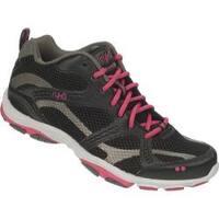 Women's Ryka Enhance 2 Black/Zumba Pink/ Met Steel Grey