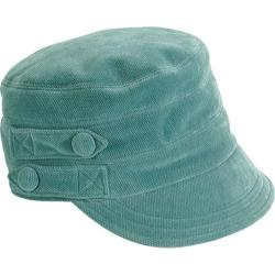 Women's San Diego Hat Company Button Cap EBH9236 Teal